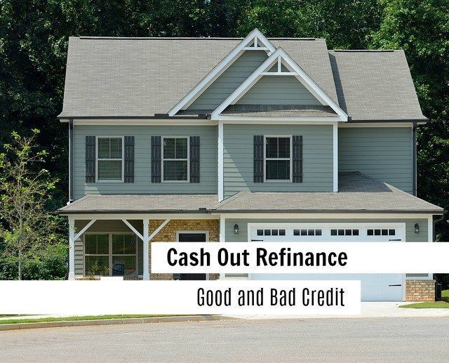 Refinancing Your Home For People With Bad Credit Dont Get Robbed