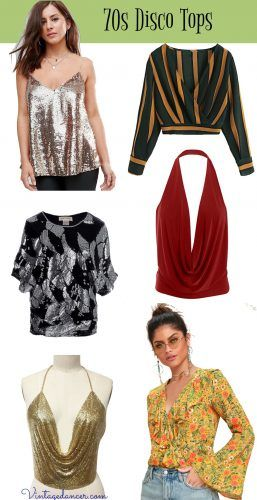 70s Disco Fashion Disco Clothes Outfits For Girls And