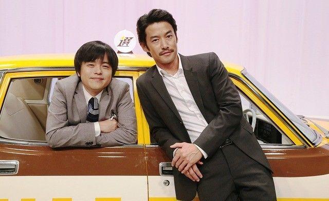 10月期の新ドラマ「素敵な選TAXI」で竹野内豊×バカリズムがタッグ