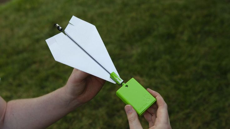 Finally, Smartphone-Controlled Paper Airplane Drones Are Here