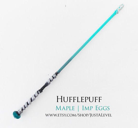 Hogsmeade Waitress Harry Potter Inspired Wand by JustALevel