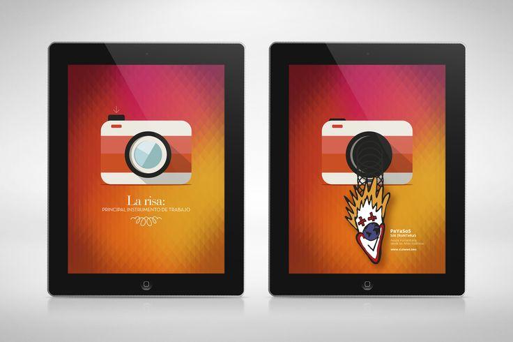 Gráfica Editorial / Payasos sin Fronteras / Publicación Digital To Set Out juannavarro.jnt@gmail.com