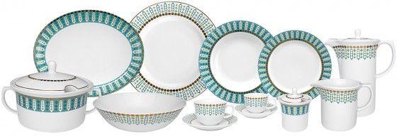 Linha Flamingo Tiara - Oxford Porcelanas