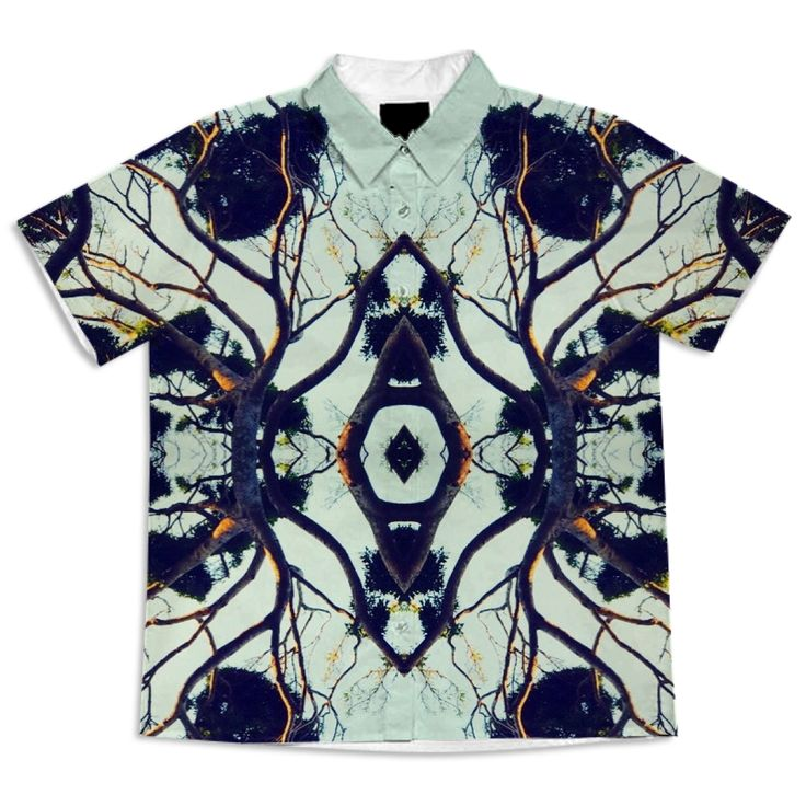 Fig Trees Blouse from Print All Over Me