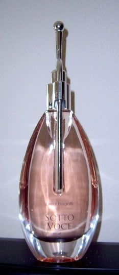 Laura Biagotti - Sotto Voce Factice Perfume Bottle