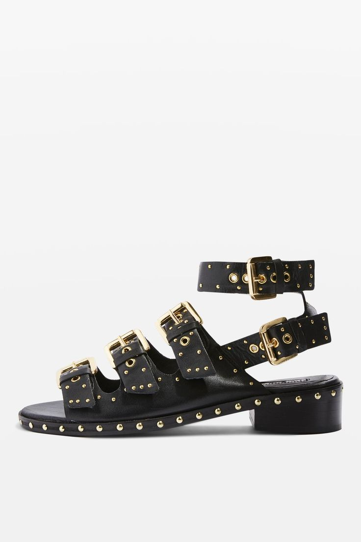 FRANK Buckle Sandals - New In Fashion - New In - Topshop Europe
