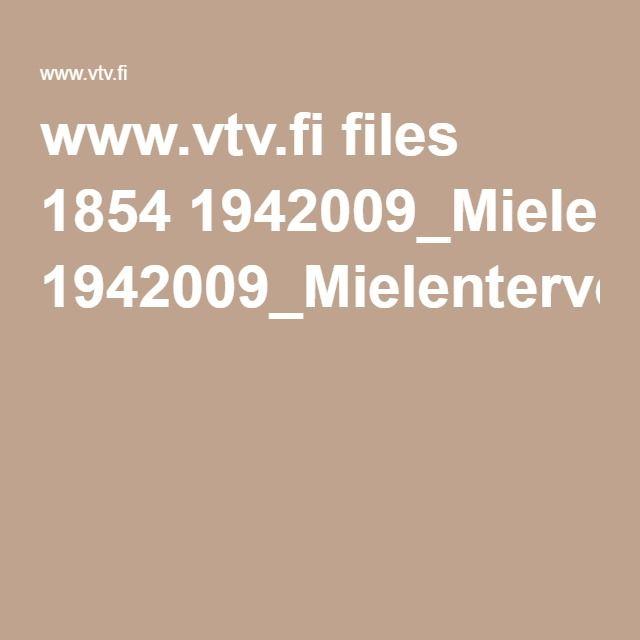 www.vtv.fi files 1854 1942009_Mielenterveyspalvelut_netti.pdf