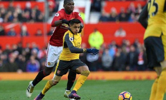 Arsene Wenger explains why Alexis Sanchez played against Manchester United