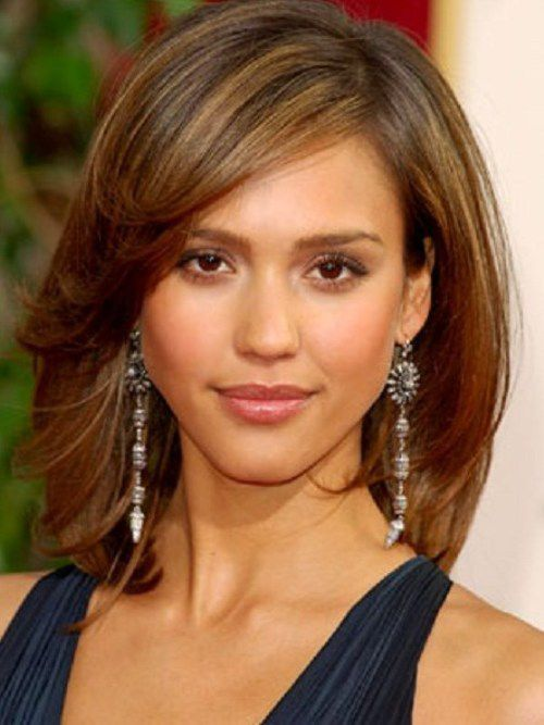 Jessica Alba's Short Hairstyles 2015 Beauty Pinterest