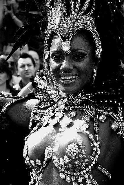 Notting Hill Carnival by Loïc BROHARD, via Flickr