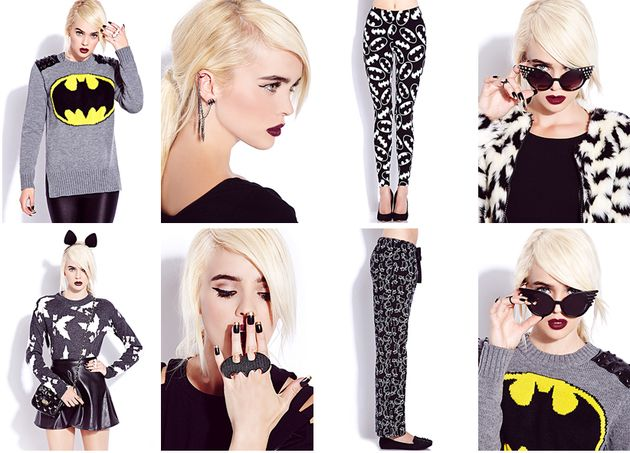 Forever+21+Clothing+Styles | Forever 21 Bats and Cats Collection