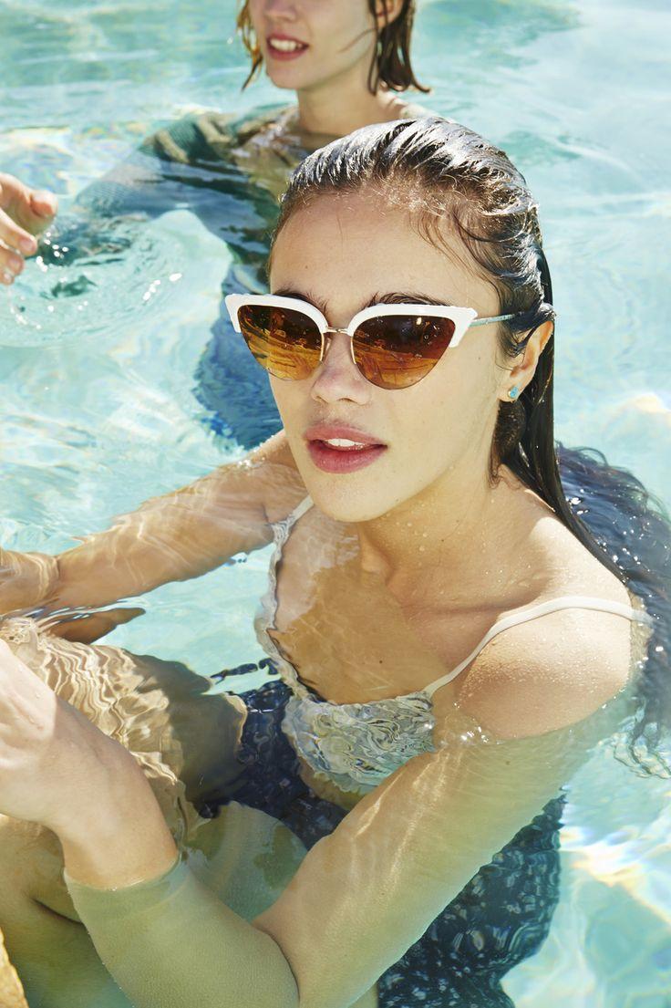 Cat eye sunglasses cheap fashion women sunglasses