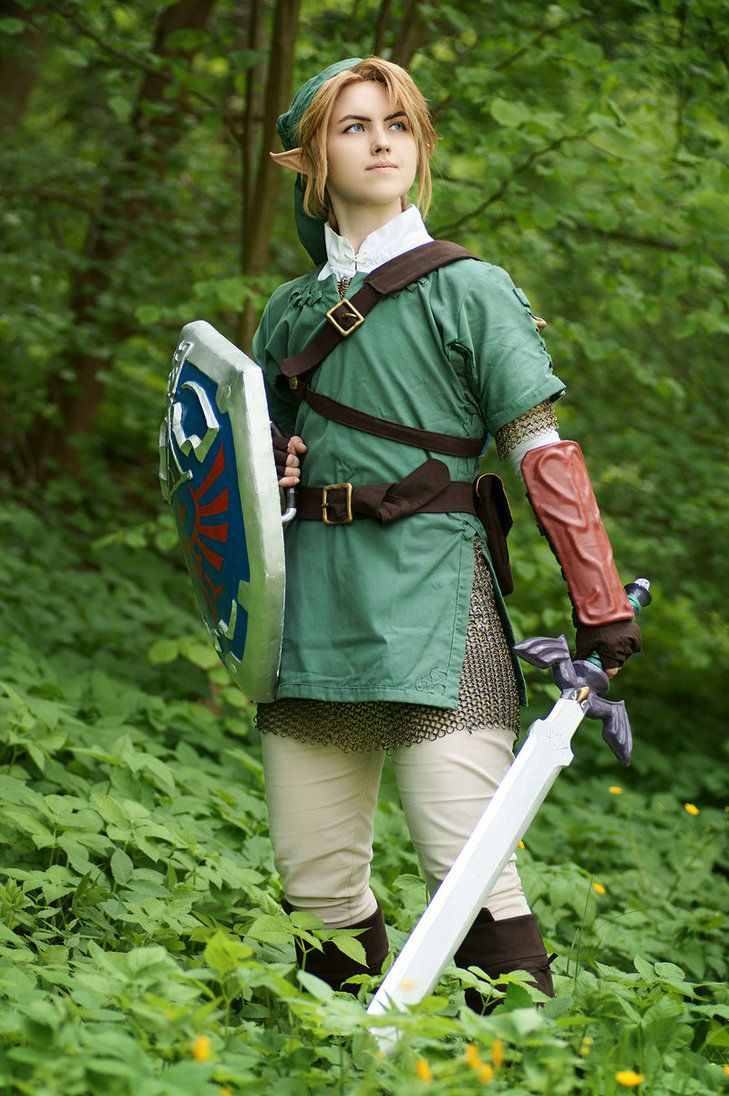 In The Woods by Mystery-Zelda