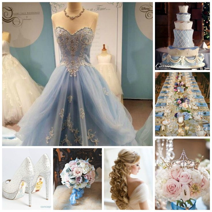 Cinderella Wedding Theme Ideas: Quince Theme Decorations