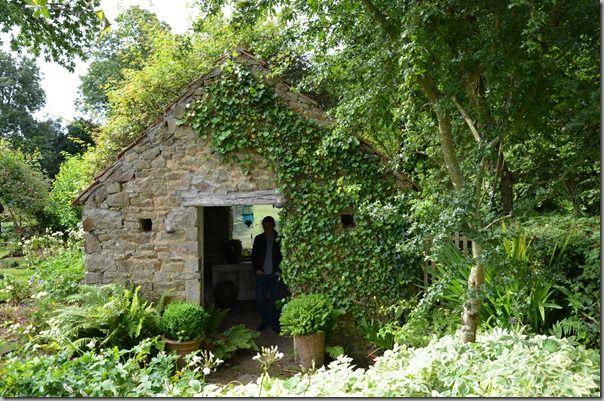Pingl par la maison cr a d co sur ma cabane au fond du for Cabane au fond du jardin cabrel