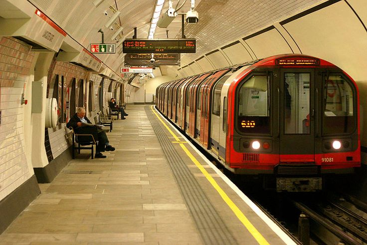 London Underground is one of the best ways to explore London