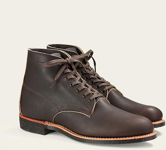 Red Wing Heritage Merchant Boot 8061 // Ebony