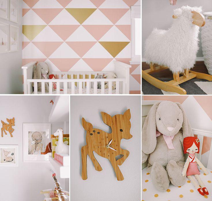 25 beste idee235n over prinses babykamers op pinterest