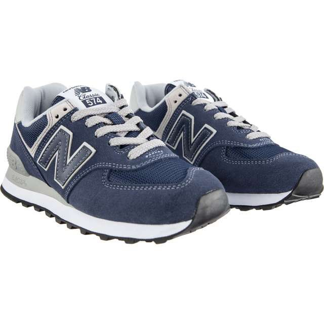 Sportowe Damskie Newbalance New Balance Granatowe Wl574en Navy With White New Balance New Balance Sneaker Shoes