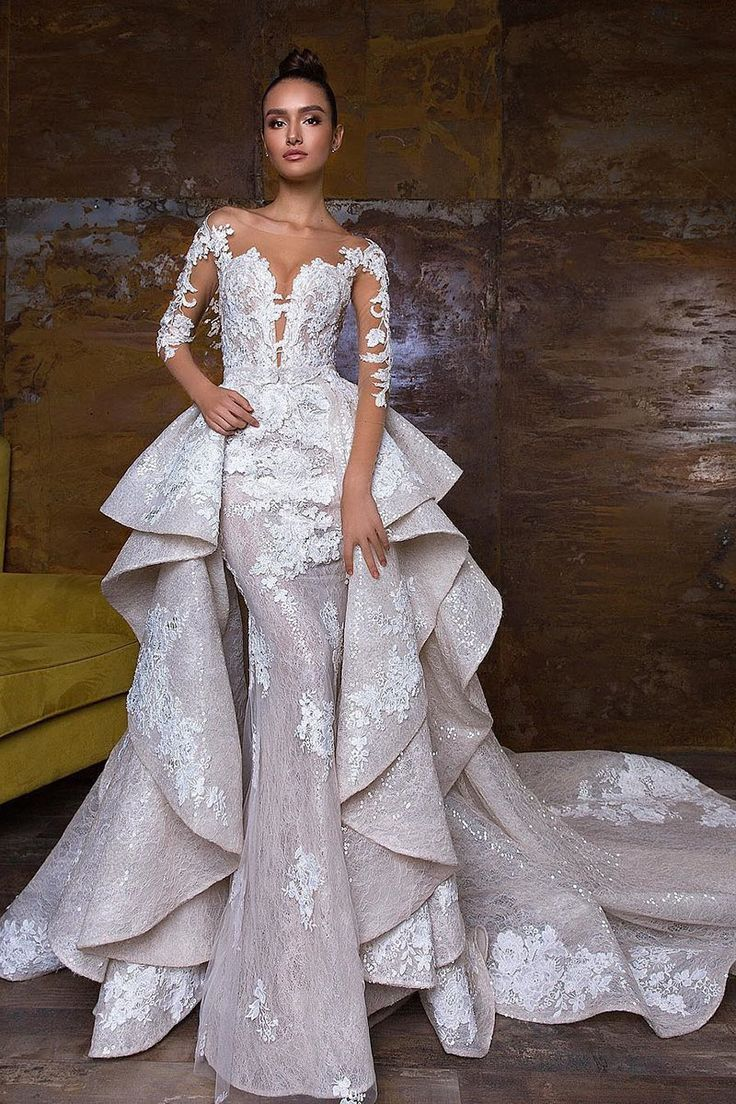 smart convertible wedding dress ideas for brides wedding