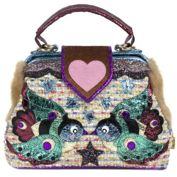 Irregular Choice Take Flight bag.