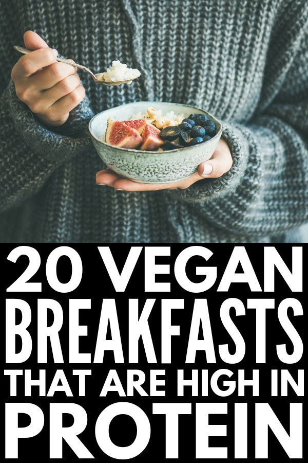 20 Delicious High Protein Vegan Breakfast Ideas To Fuel Your Day High Protein Vegan Recipes High Protein Vegan Breakfast High Protein Vegan