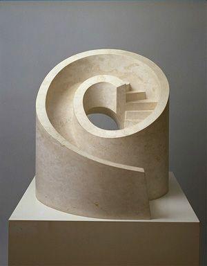 Isamu Noguchi- marble sculpture