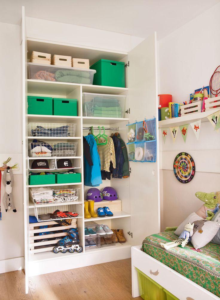 Orden Armario Bebe : M?s de ideas incre?bles sobre armarios infantiles en