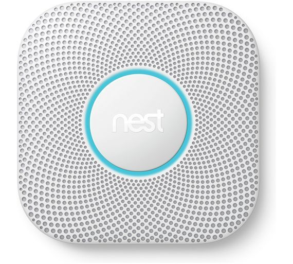Buy Nest Protect 2nd Generation Smoke and CO Detector (Battery) at Argos.co.uk, visit Argos.co.uk to shop online for Carbon monoxide and smoke alarms, Home security and safety, Home improvements, Home and garden