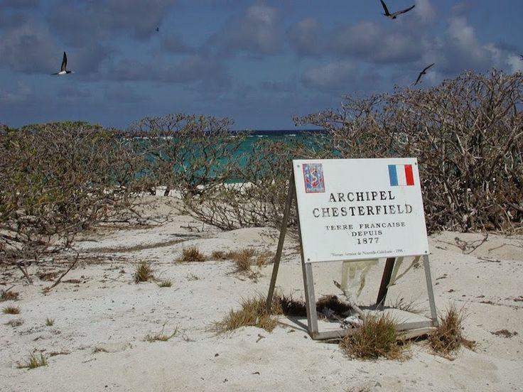 TX3X Chesterfield Island