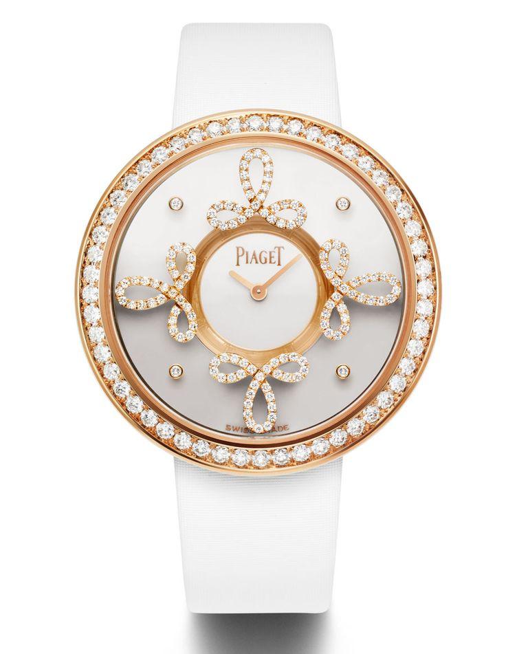 Piaget Limelight Dancing Couture Précieuse Luz de oro rosa engastado con 206 diamantes talla brillante (aprox. 2,5 ct).