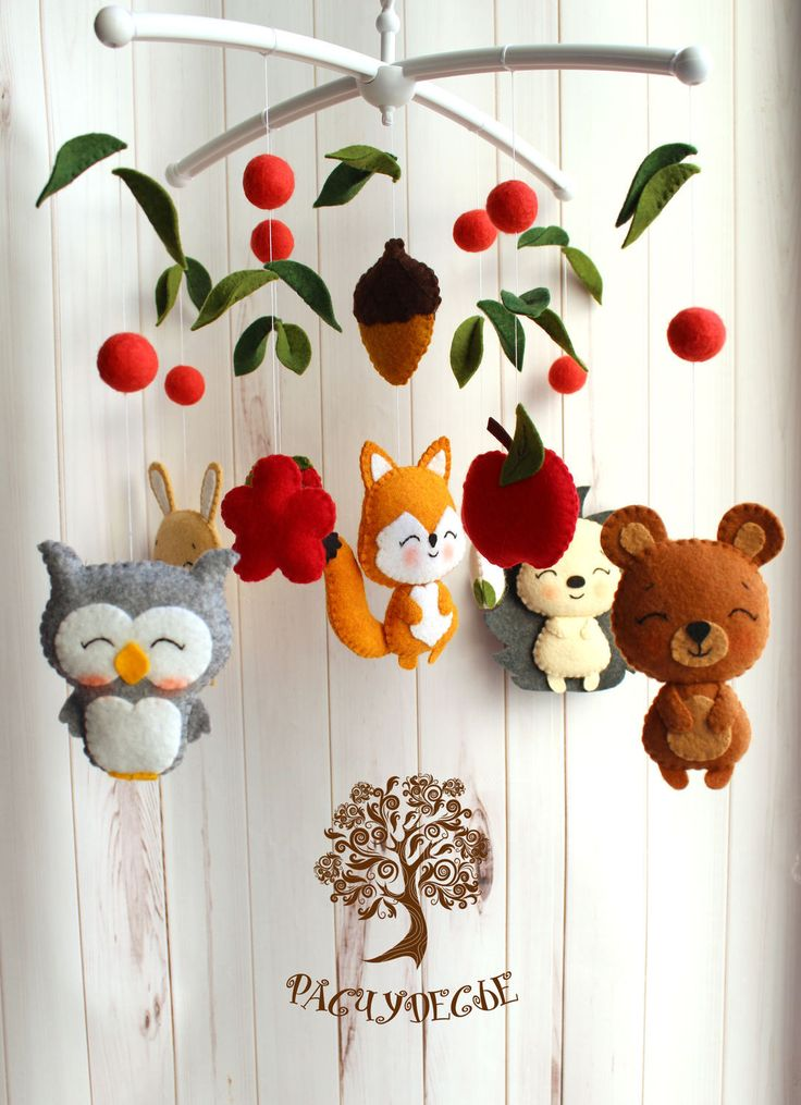 25 Best Ideas About Felt Mobile On Pinterest Felt