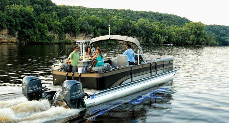 Pontoon Manufacturers | Pontoon Boats for Sale - Premier Pontoons