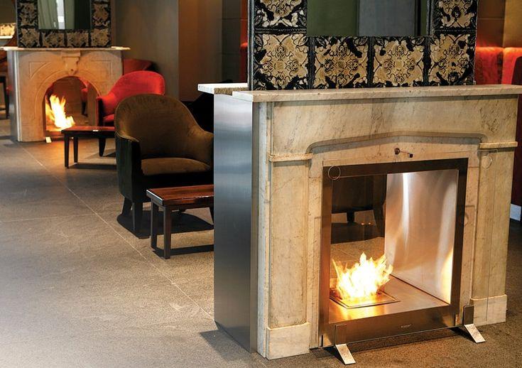 Fireplace Ideas Design Inspiration Ethanol Fireplace