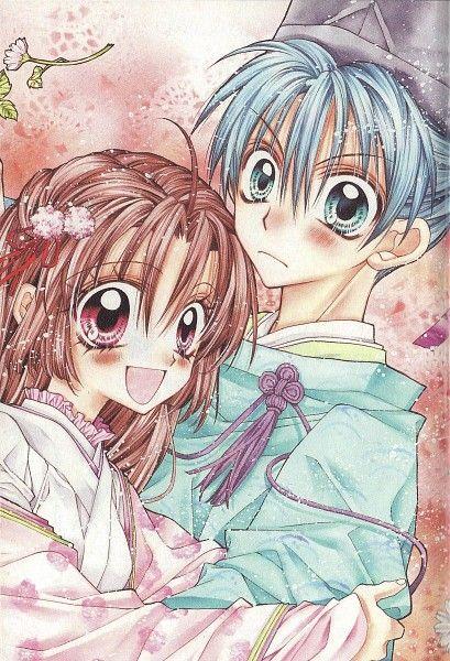 Sakura Hime Kaden - The Legend of Princess Sakura -  Arina Tanemura is my favourite manga illustrator, loved the sakura hime series ^^