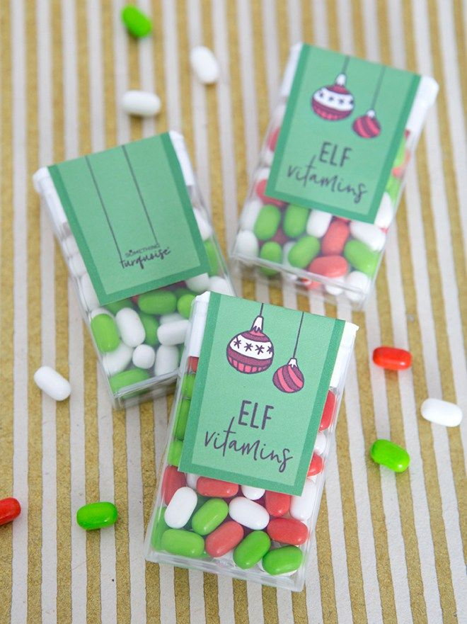 You Have To See These Darling, FREE Printable Tic-Tac Labels!