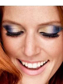 love: Christmas Makeup, Beautiful, Color Blocking Ready, Eye Tutorials, Eyes Nails Hair, Eyeshadow Looks