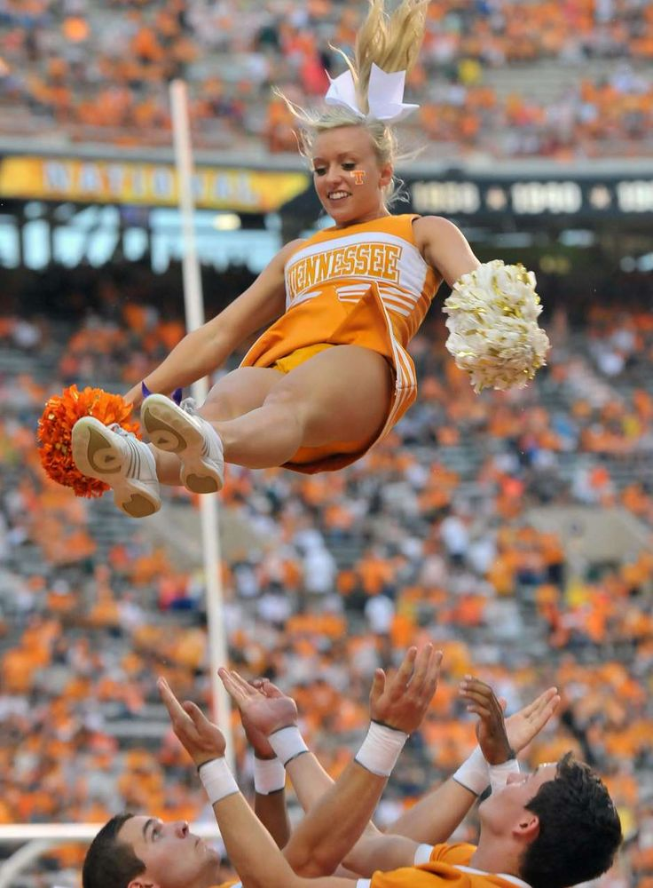 SEC football cheerleaders 2014 | FOX Sports Tennessee