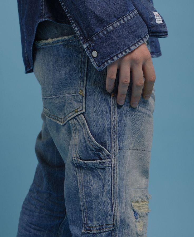 #Vintage replication at its finest. #workwear #workpants #CycleJeans #vintageinspired #premiumdenim #japanesedenim #manmade #craftsmanship #superior #luxury #premiumquality #madeinitaly #Cycle #raw #blue #indigo #japanese#selvedge #denim #details #hardtoplease #neversatisfied #denimfan #denimgeek #denimdaily #ilovemyjeans #ilovecyclejeans #settingthestandard www.cyclejeans.com #wearecyclejeans