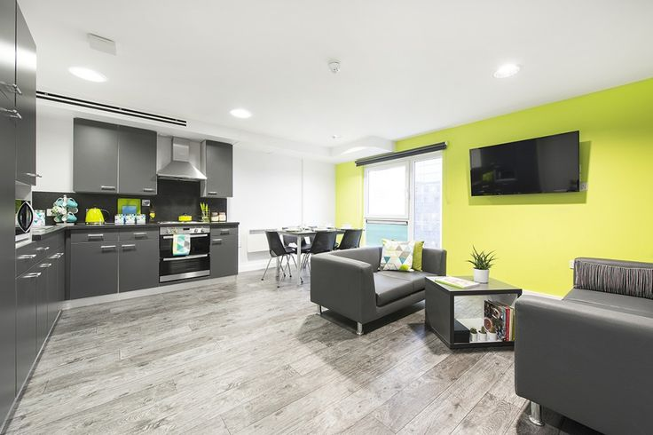 Crescent Place Student Accommodation UK. Student Halls Search Engine
