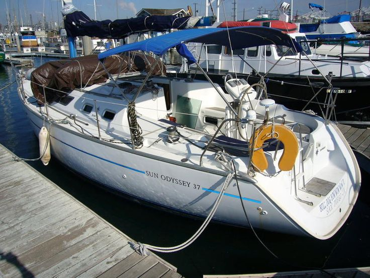 2002 Jeanneau Sun Odyssey located in California for sale