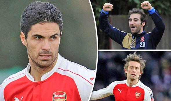 Trio Arsenal Siap Hengkang di Musim Panas