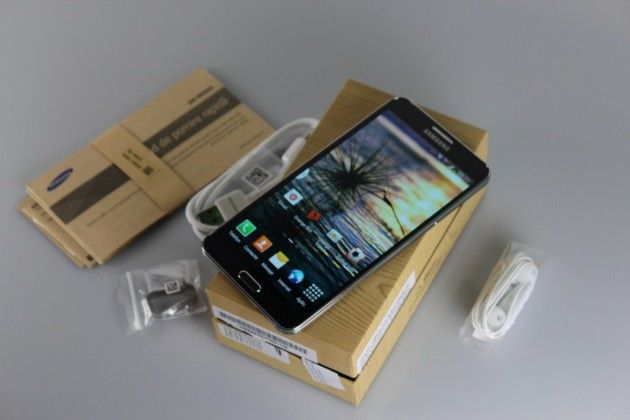 Unboxing / Deschiderea cutiei pentru Samsung GALAXY Note 3
