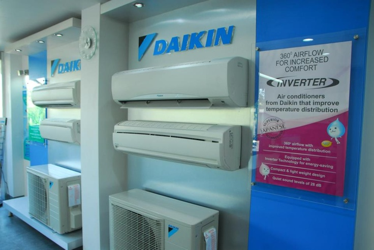 Daikin Air-conditioners - global leader in providing air conditioning services