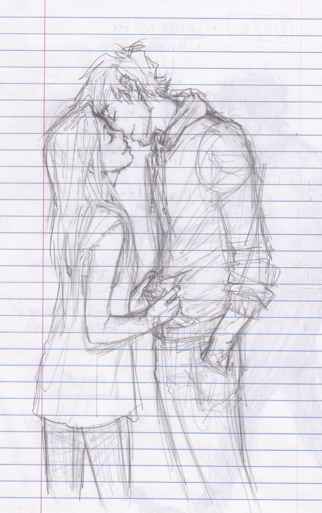 I don't think this is Percy and Annabeth but let's pretend it is because it's cute!