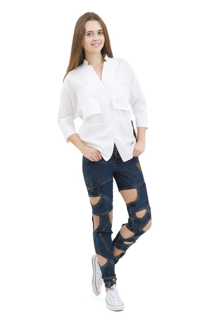 jeans hole  Pavel Yerokin