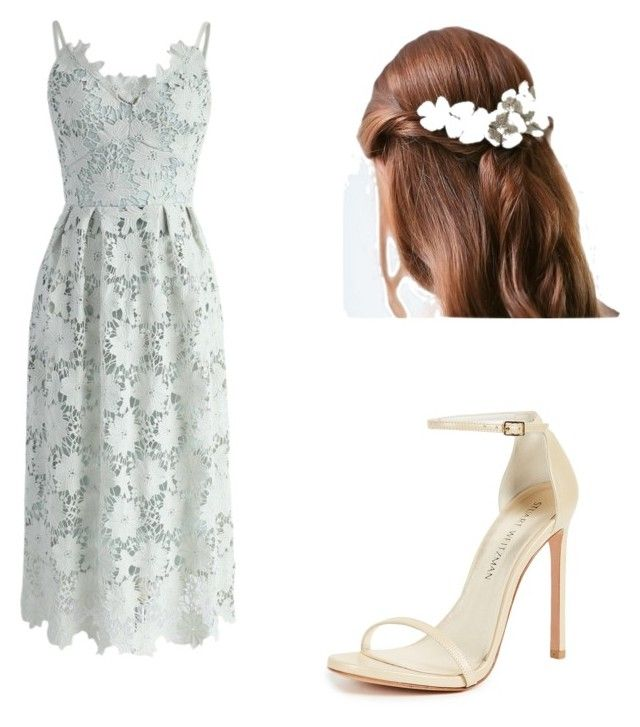 """""""Untitled #13"""" by niken-laras on Polyvore featuring Chicwish and Stuart Weitzman"""