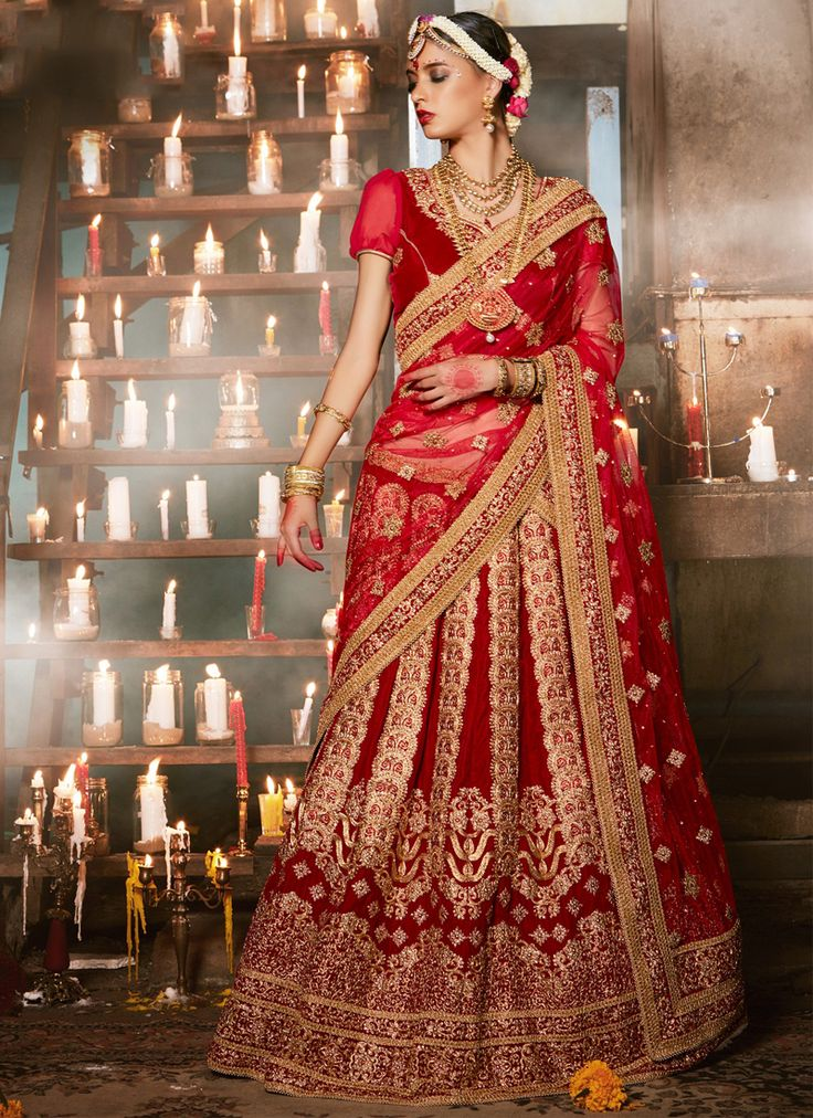 73 Best Bridal Lehengas Online Shopping Images On Pinterest