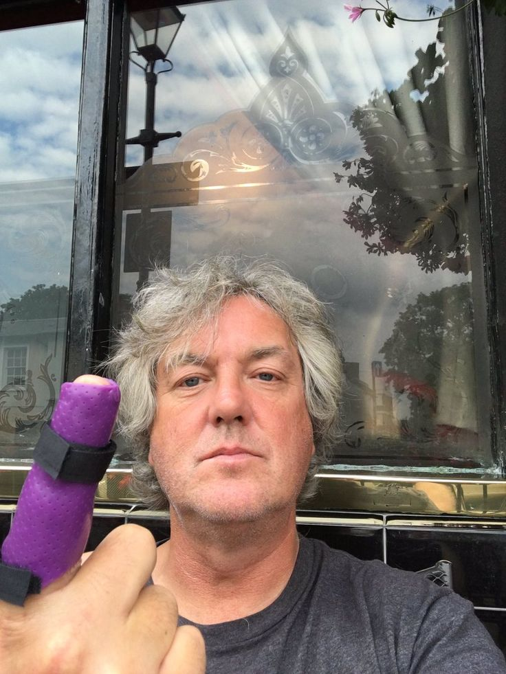 "From James May's Twitter: ""I would like to extend to @RichardHammond a formal…"