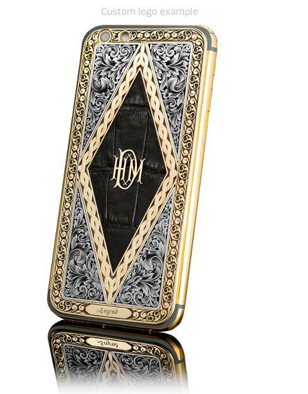 24k gold iphone 6
